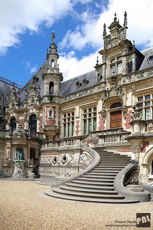 Fécamp - Le palais Bénédictine