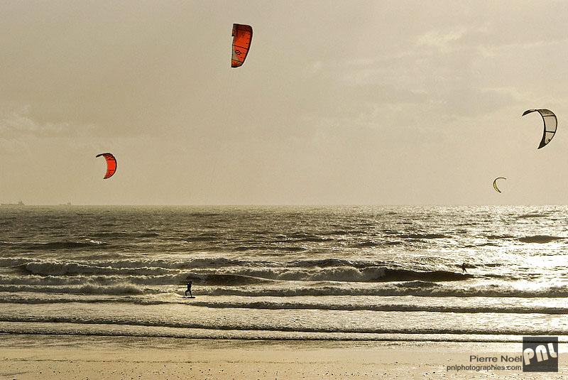Le Havre – kite surf