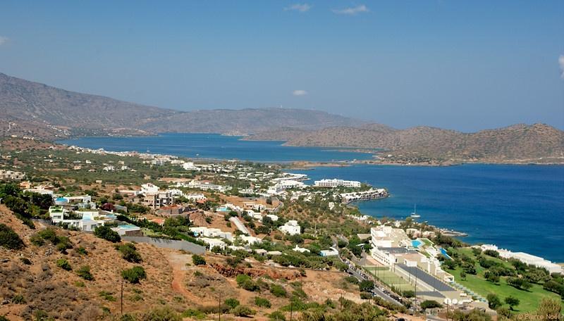 crète : Vue