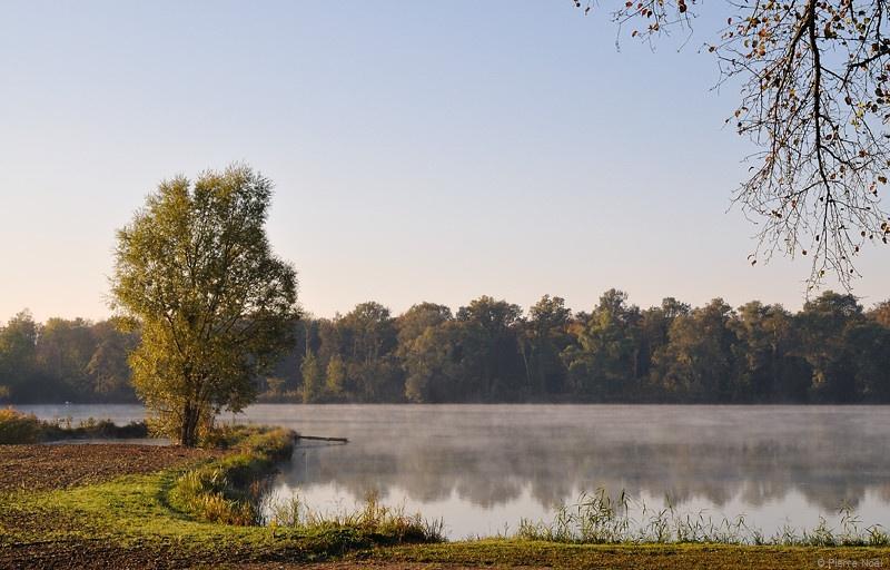 Bourgogne - Lac de Sathenay