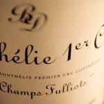 Bourgogne Monthélie 1er cru