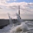 Le Havre - Fin de tempête