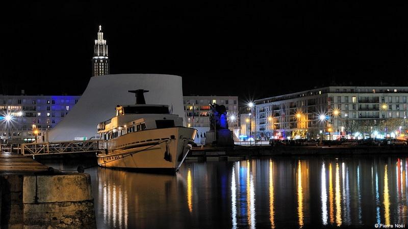 Le Havre - Bassin, volcans et Saint-Joseph
