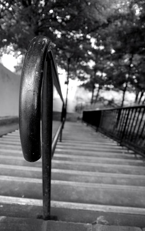 Le Havre - Escalier Olivier Senn