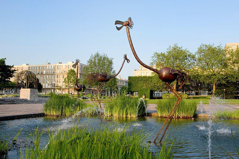 Le Havre - Les volailles (suite)