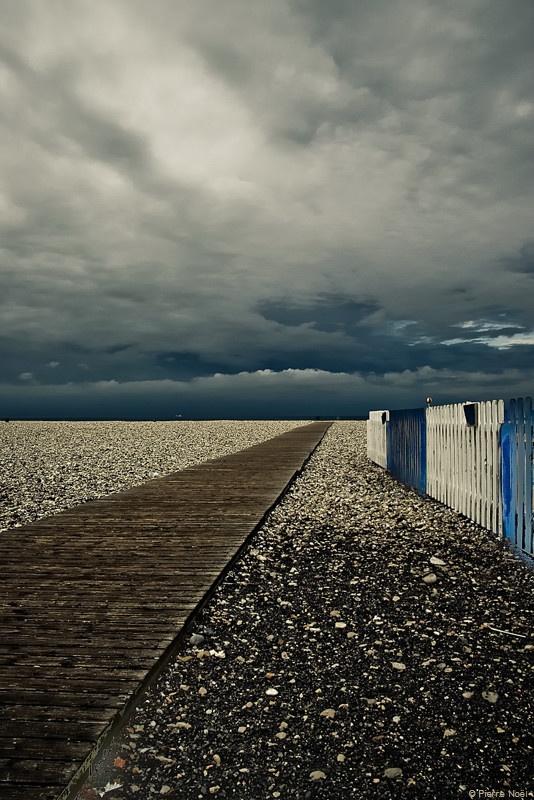 Le Havre - Vers la mer ...