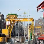 Amsterdam – En chantier