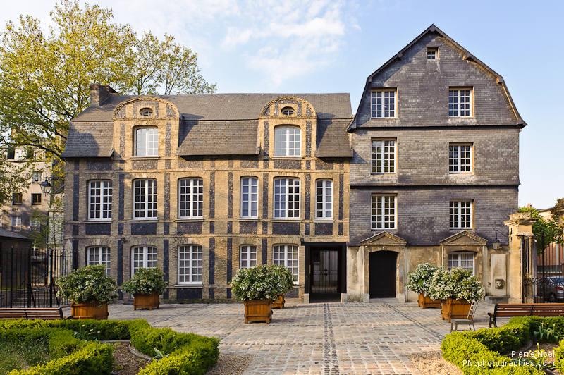 Le Havre - Hôtel Dubocage de Bléville