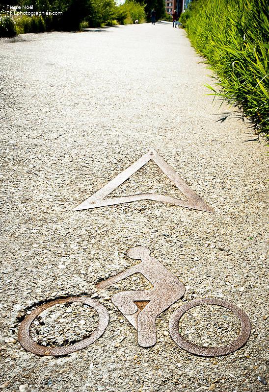 Le Havre - Piste cyclable