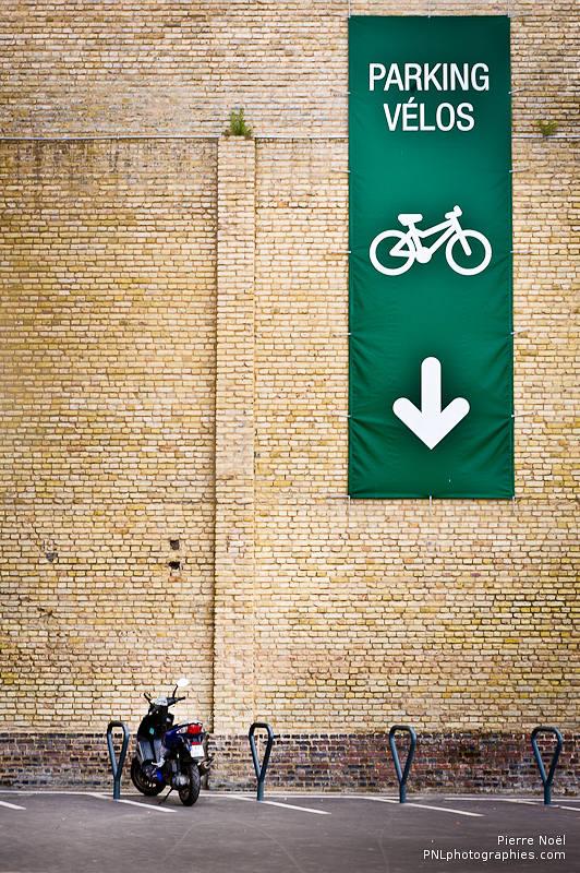 Le Havre - Parking vélo