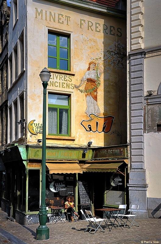 Bruxelles - Livres anciens