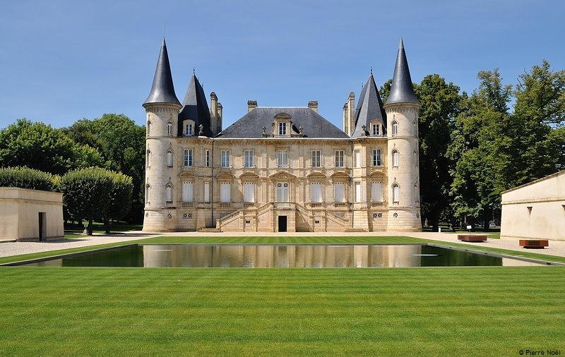 Aquitaine - Pichon-Longueville