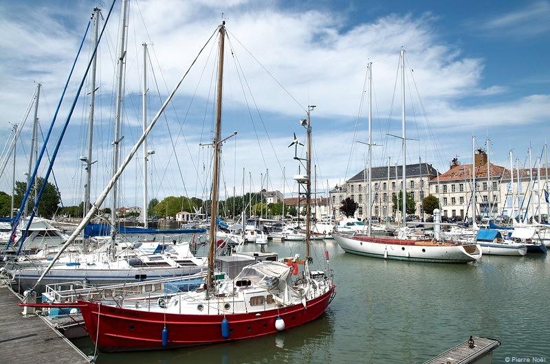 Poitou-Charentes - Mortagne en Gironde - Port
