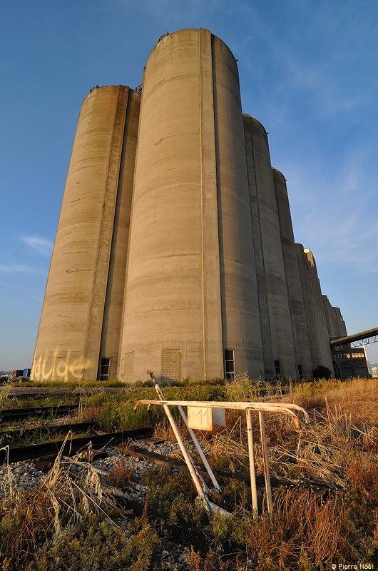 Le Havre - Silos céréalier