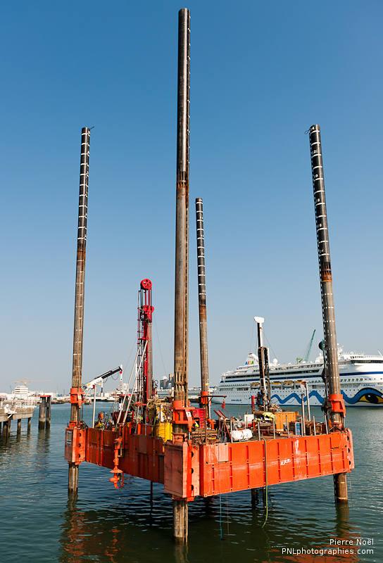 Le Havre - Exploration sous-marine