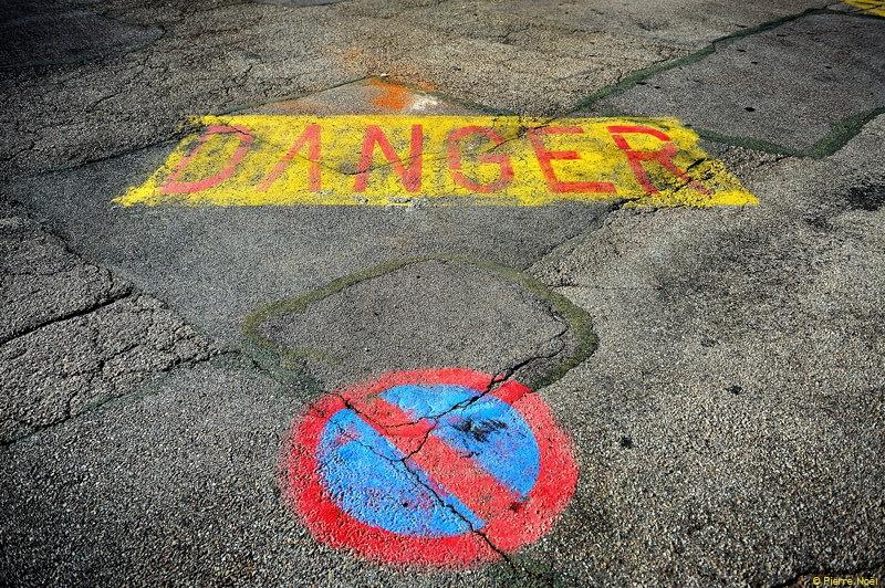 Le Havre - Danger !