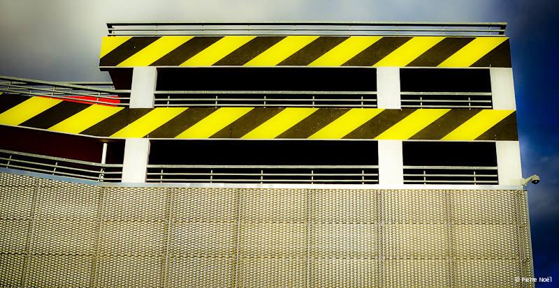 Le Havre - Toujours les parkings