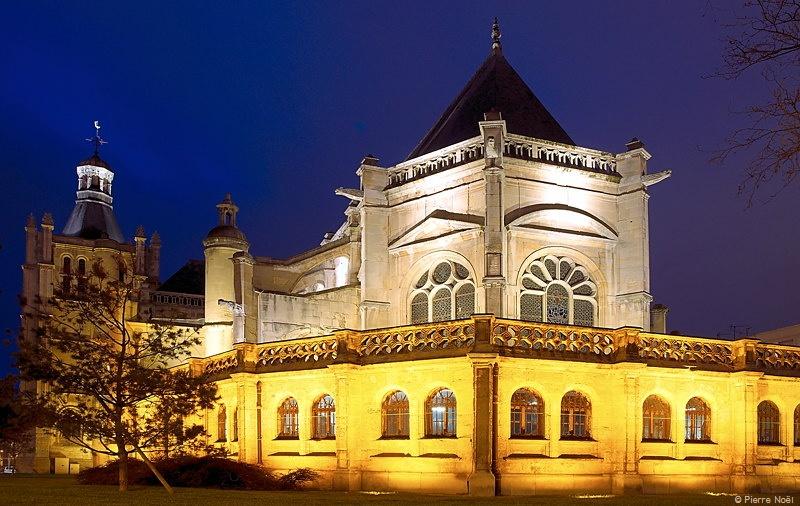 Le Havre - Cathédrale Notre-Dame du Havre