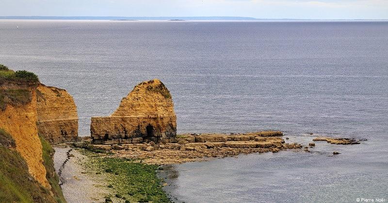 Normandie - Pointe du Hoc Ranger Memorial
