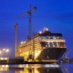 Saint-Nazaire – Les chantiers de l'Atlantique
