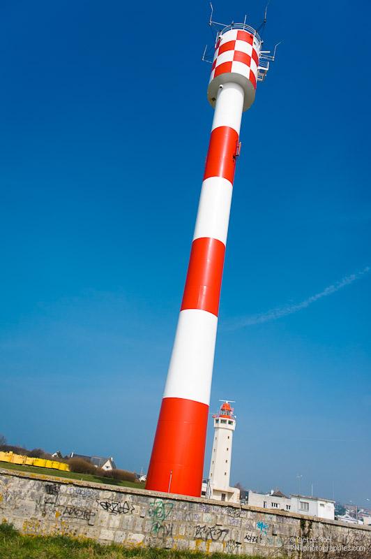 Sainte-Adresse - La tour et le phare