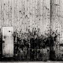 Le Havre - Texture sur porte