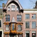 Pays-Bas – Les façades d'Amsterdam