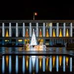 Le Havre – Hôtel de ville – Illuminations