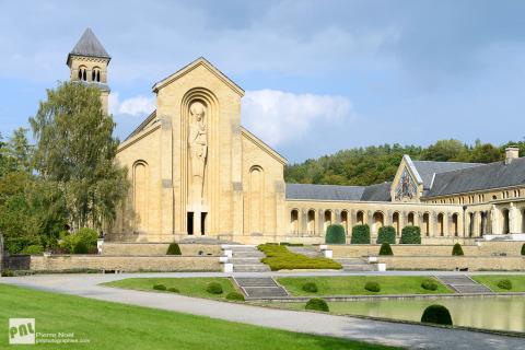 Belgique - Abbaye d'Orval