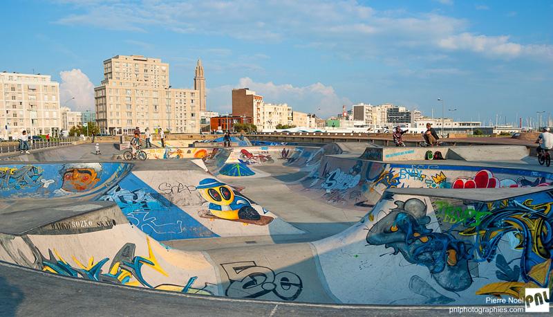 Le Havre - Skate-Park
