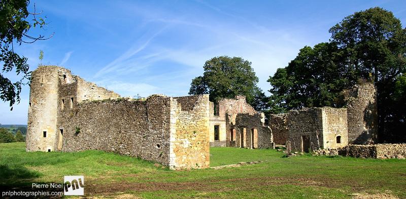 Montquintin - Château de Mgr de Hontheim (1)