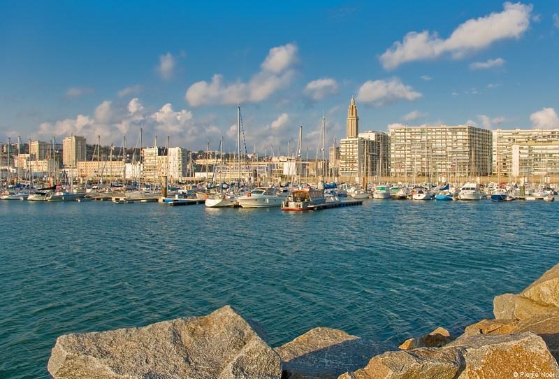 Le Havre - Port de plaisance