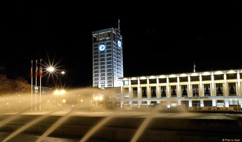 Le Havre - Hôtel de ville