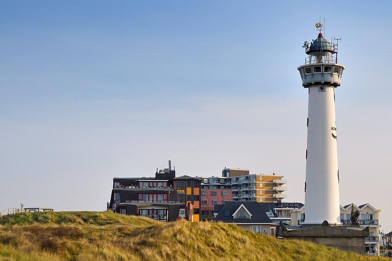Egmond aan Zee - Le Phare
