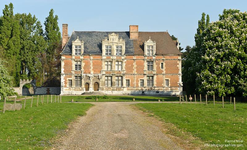 Gonfreville-l'Orcher - Le manoir