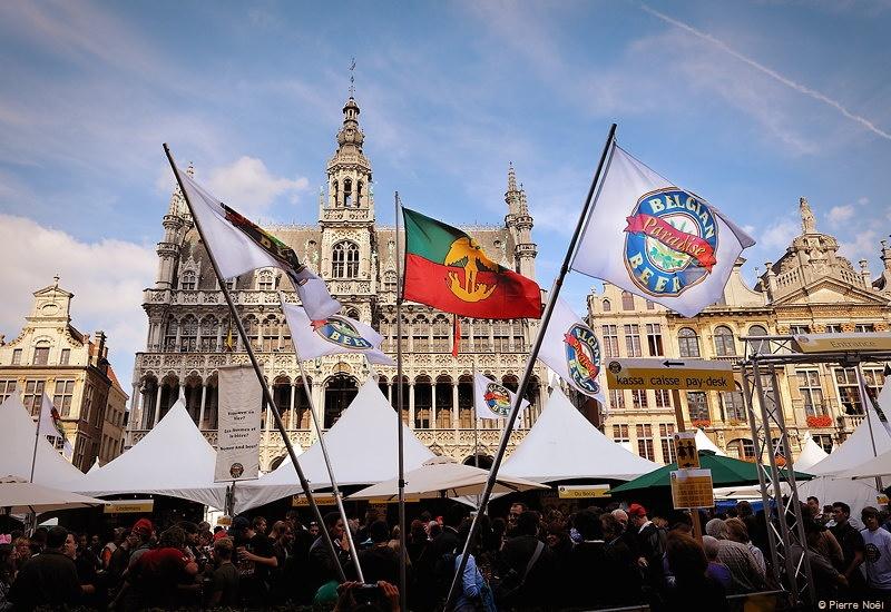 Bruxelles - Week end de la bière belge