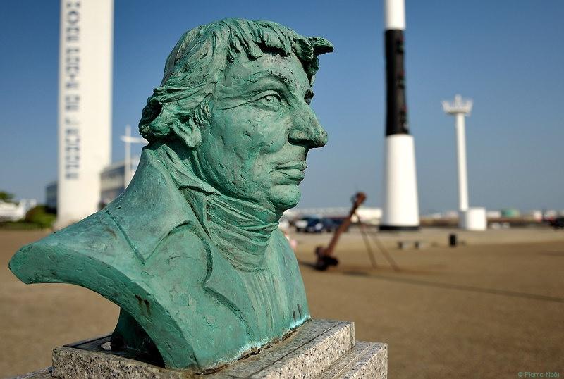 Le Havre - Nicolas Thomas Baudin