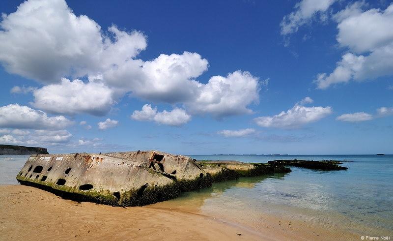Normandie - Port Mulberry