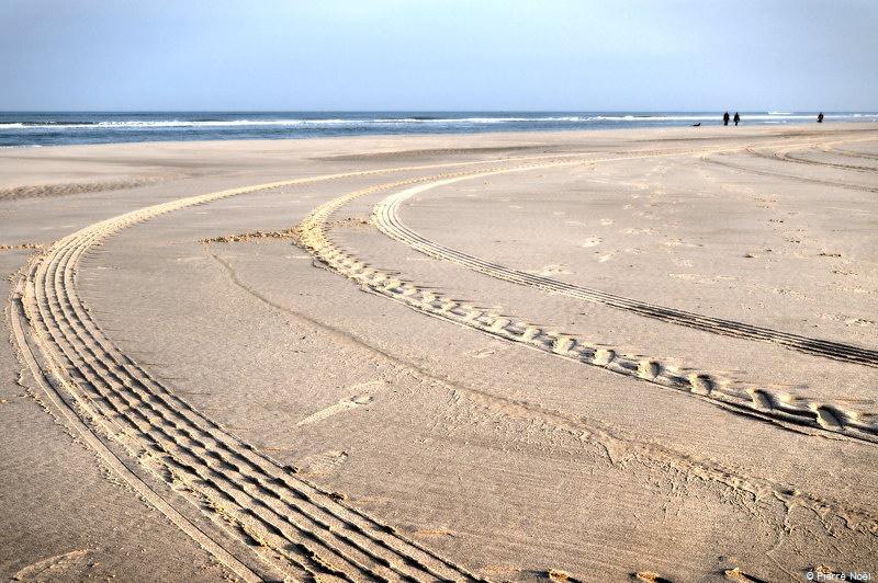Egmond aan Zee - La plage