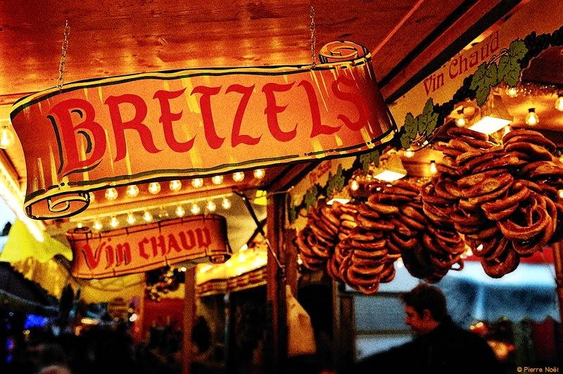Alsace - Strasbourg et bretzels