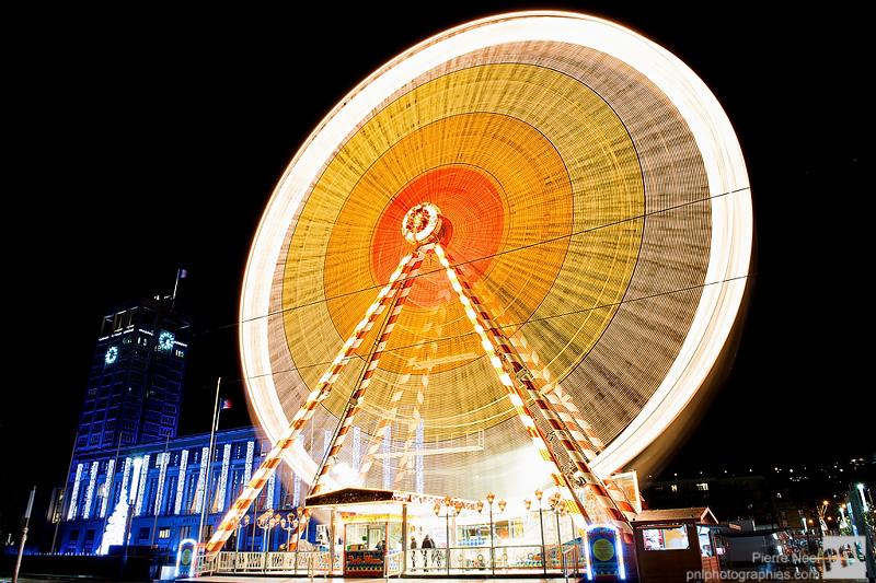 Le Havre - La grande roue