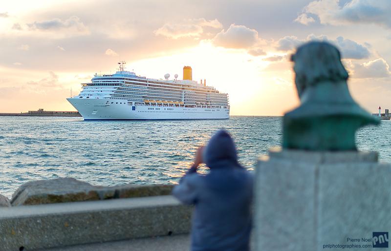 Le Havre - Départ surveillé